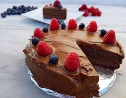 Cake Quinoa Avocado Chocolate Fudge Cake Recipe Gluten Free Vegan