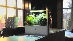Indoor Herb Garden Light Smart Herb Garden By Click U0026 Grow By Click U0026 Grow U2014 Kickstarter