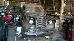 Classic Ford Truck Interior Parts - stored 50 years 1938 ford pickup