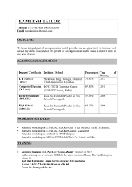 Mobile App Tester Resume Kamlesh Resume Updated 02
