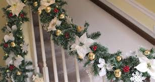 11 best garland for stair banister tierra este 16083