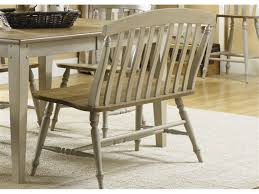 dining table bench with back lakecountrykeys com
