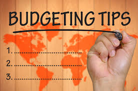 Spreadsheet For A Budget by How To Create A Budget For Your International Move