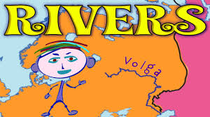 Interactive World Map For Kids by Geography Explorer Rivers Interesting And Educational Videos