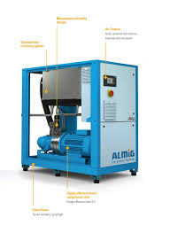 v drive and g drive compressors almig