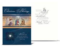 three kings with holy family christmas card set from catholic