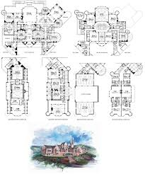 mansion floor plans free mega mansion house plans design decor 513252 amazing decoration