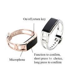 monitoring health bracelet images D8 smart bracelet can handsfree bluetooth pedometer sleep jpg