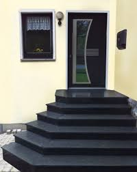 treppe auãÿen außentreppen eingangstreppen granit treppe außen