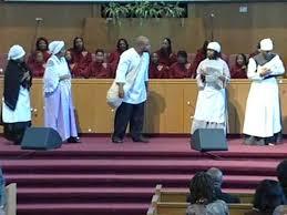 i m free word of faith center drama ministry