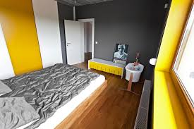 Bedroom With Yellow Accent Wall Bedroom Yellow And Gray 2017 Bedroom Decor Gray And Yellow 2017