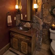 Rustic Bathroom Lighting Ideas Rustic Bathroom Lights Complete Ideas Exle