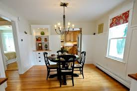 Maine Dining Room A Craftsman Style Bungalow Makeover In Maine By Sopo Cottage