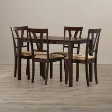 wood dining room sets kitchen dining room sets you ll love