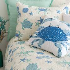Coastal Themed Bedding