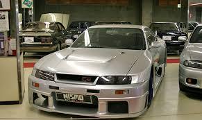 Nissan Gtr R33 - 1995 nismo skyline gt r lm supercars net