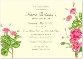 birthday brunch invitation wording colors 30th birthday lunch invitation wording with birthday