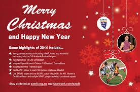 merry christmas u0026 happy sawfl south australian