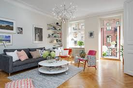 apartment living room design 28 images colorful scandinavian