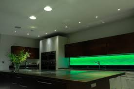Under Kitchen Cabinet Lighting Ideas by Kitchen Recessed Led Lighting Modern Kitchen Countertops Wooden