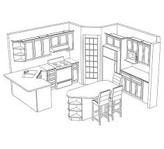 how to design own kitchen layout kitchen pantry layout for sale in calgary cabinets