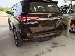 fortuner next generation toyota fortuner takes shape indian cars