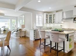 U Shaped Kitchen Design by Tamara Mack Design Kitchens U Shaped Kitchen Open Floor Plan