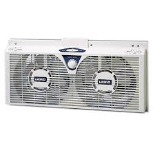 electrically reversible twin window fan lasko 2138 electric reversible twin window fan 8 2 speeds