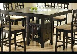 dining room sets with leaf dining room table with storage underneath dark brown dining room