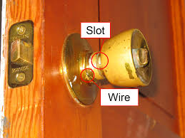 Exterior Door Knobs How To Remove Exterior Door Knob Dolce Sweetness Com