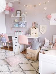 A Scandinavian style Shared Girls Room  by Kids Interiors
