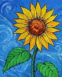 best 25 sunflower canvas paintings ideas on pinterest sunflower