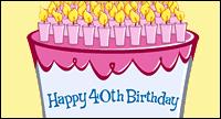 40th birthday ecards blue mountain