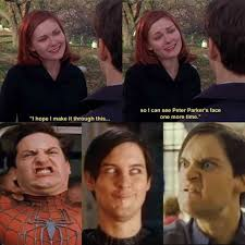 Peter Parker Memes - dopl3r com memes i hope i make it throgh this just to see