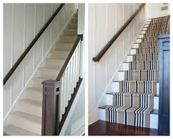 decor grey carpeted stairs for home decoration ideas