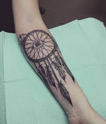 45 dreamcatcher tattoos for men and women 2018 page 3 of 5