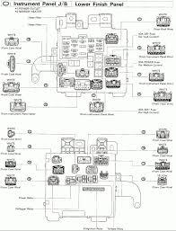 99 camry fuse box diagram 2000 camry fuse box location