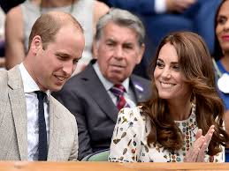 princess kate and prince william lead the celebrity cheer squad