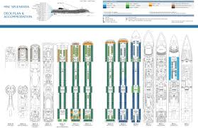 Cruise Ship Floor Plans Woodworking Plan Free Pdf Community Sm Splendida Categories Ship