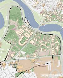 Boston University Campus Map Harvard Files Institutional Master Plan For Allston With City Of