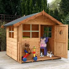 Backyard Discovery Winchester Playhouse Awesome Wooden Playhouses Or Treehouse Home Decor Loversiq