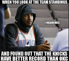 Okc Memes - nba memes what s going on in okc knicks nation facebook