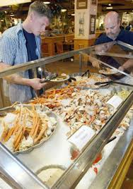 Best Seafood Buffet Las Vegas by Top Ten Vegas Buffets Las Vegas Blogs