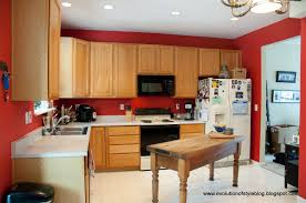 kitchen designs with oak cabinets oak kitchen reveal from builder grade to custom made evolution