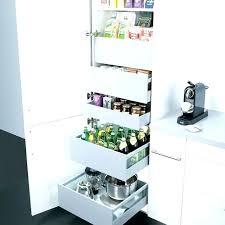 tiroir interieur placard cuisine tiroir interieur cuisine rangement cuisine alinea rangement