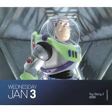 disney desk calendar 2017 disney pixar 2018 desk calendar 9781682098745 calendars com