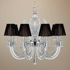 Black Chandelier Lamps 33 Best Black Chandeliers Images On Pinterest Black Chandelier