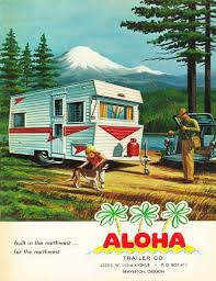 about aloha vintage travel trailers