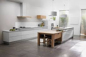 cuisine blanc laqué cuisine design blanche awesome cuisine blanc laque et bois blanche