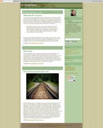 35 free download amazing blogger templates wigis simple